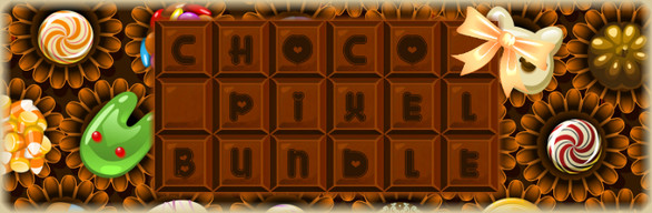 Choco Pixel Bundle for Gifts