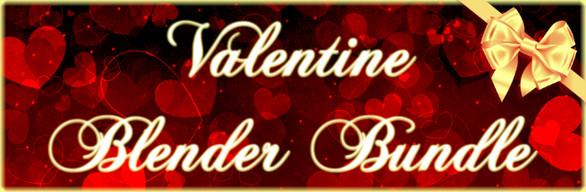 Valentine Blender Bundle for Gifts
