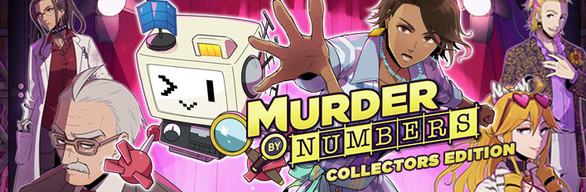 Murder by Numbers Collector's Edition