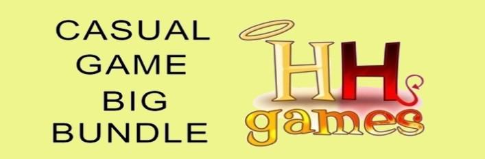 CASUAL GAME BIG BUNDLE cover