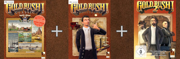 Gold Rush! Complete-Collection