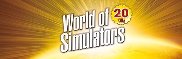 World of Simulators – 20 Games