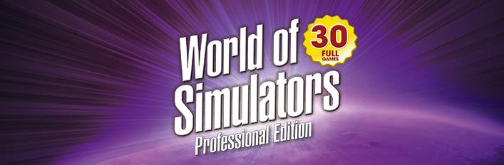 World of Simulators – 30 Games