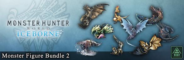 Monster Hunter World: Iceborne - Monster Figure Bundle 2