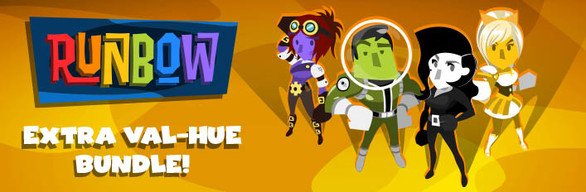 Runbow - Extra Val-Hue Bundle