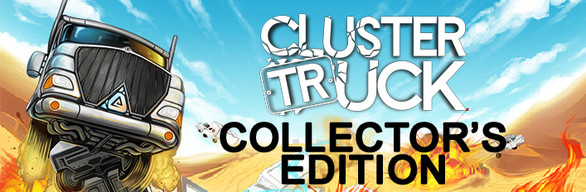 Clustertruck Collector's Edition
