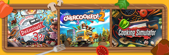 Chaotic Cooking Bundle