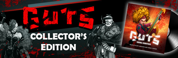 GUTS - Collector's Edition