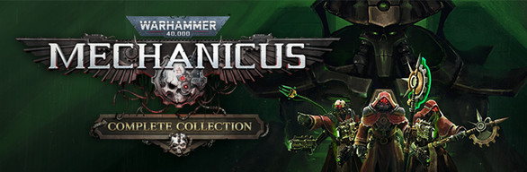 Warhammer 40K: Mechanicus - Complete Collection