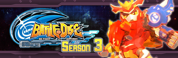 Battle Disc Season 3