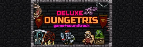 Dungetris + Soundtrack!