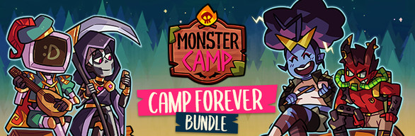 Monster Camp: Camp Forever Bundle