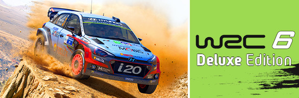 WRC 6 - Deluxe Edition