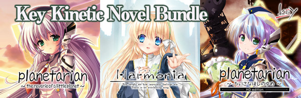 VisualArts/Key Kinetic Novel Bundle