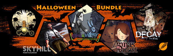 Daedalic Halloween Bundle