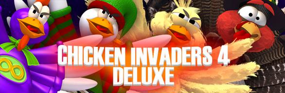 Chicken Invaders 4 Deluxe