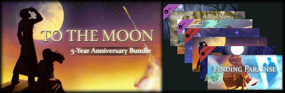 To the Moon Series 5-Year Anniversary Bundle