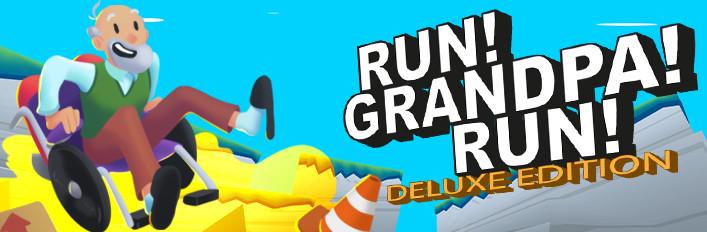 RUN! GRANDPA! RUN! Deluxe Edition