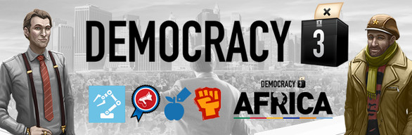 Total Democracy Bundle