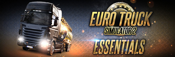 Save 76% on Euro Truck Simulator 2 Essentials on Steam