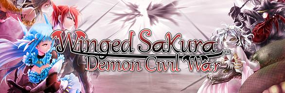 Winged Sakura: Demon Civil War + OST