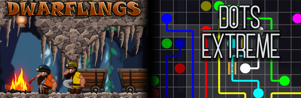 Dwarves and Dots 2-in-1