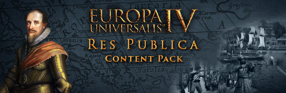 Europa Universalis IV: Res Publica Content Pack
