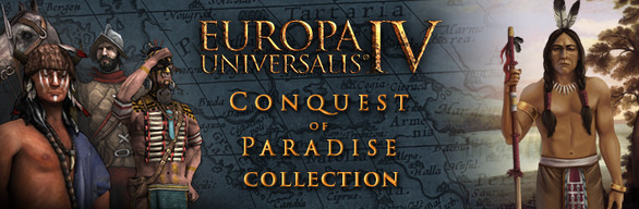 Europa Universalis IV: Conquest of Paradise Collection