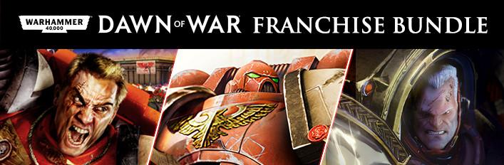 Warhammer 40,000: Dawn of War Franchise Bundle cover