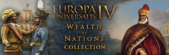 Europa Universalis IV: Wealth of Nations Collection
