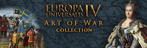 Europa Universalis IV: Art of War Collection
