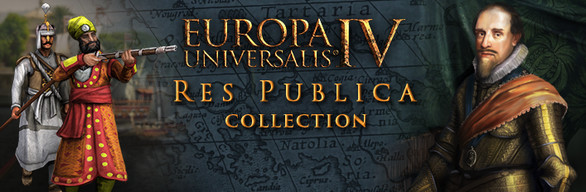 Europa Universalis IV: Res Publica Collection