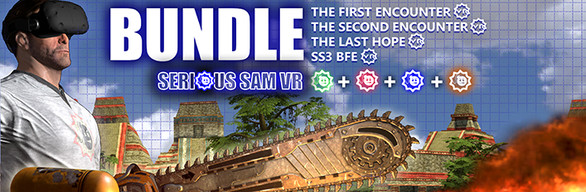 Serious Sam VR Bundle