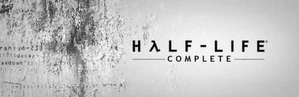 Half-Life Complete · BundleID: 231 · Steam Database