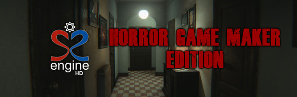 S2ENGINE HD - Horror Game Maker Edition