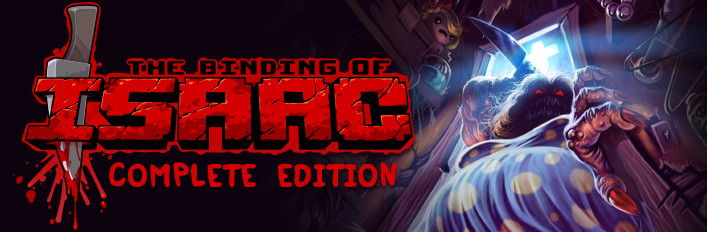 The Binding of Isaac: Rebirth Complete Bundle on Steam