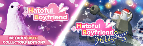 Hatoful Boyfriend Complete Pack
