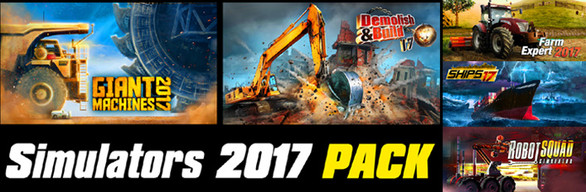 Simulators 2017 Pack
