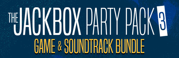 The Jackbox Party Pack 3 - Game + Soundtrack Bundle