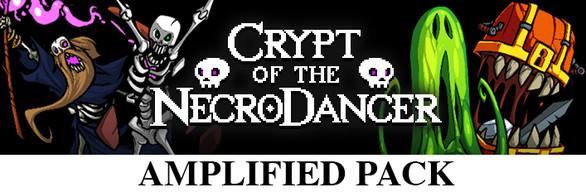 NecroDancer AMPLIFIED PACK