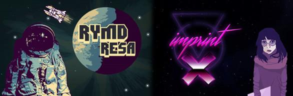 RymdResa + imprint-X
