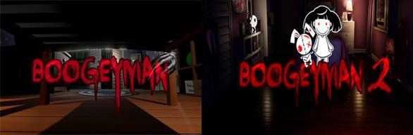 Boogeyman 1 + 2 Double Pack