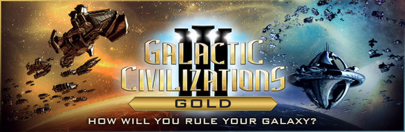 Galactic Civilizations III Gold