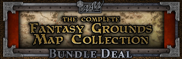 Fantasy Grounds - AAW Map Pack Bundle