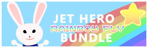 JET HERO RAINBOW FLY BUNDLE