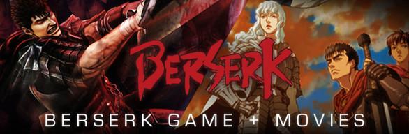 BERSERK GAME + MOVIES