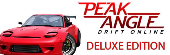 Peak Angle: Drift Online - Deluxe Edition