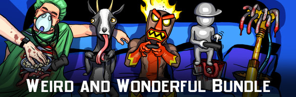 Weird & Wonderful Bundle
