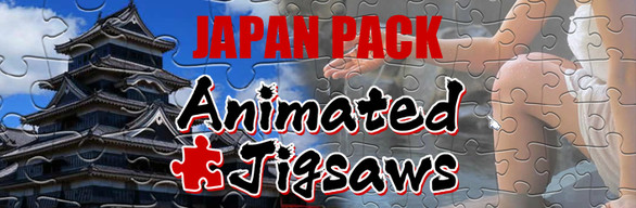 Animated Jigsaws Japan Pack