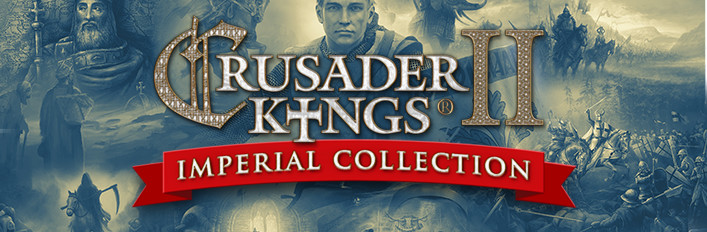 Crusader Kings II: Imperial Collection cover